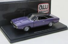 Dodge Charger R/T ( 1970 ) lila 1:43 Auto World