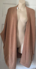 Ladies Long Sleeveless Cardigan By Gap. Size XS-S OR M/L