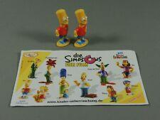 HPF: Die Simpsons - Bart Simpson, langer und kurzer Hals + 1 BPZ