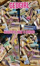 LOT 100 GeoGirl MIX Makeup VARIETY Wholesale Resale Gift Favors NEW & CARDED