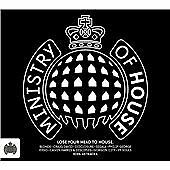 CD ALBUM - Ministry Of Sound: Ministry Of House 2016 (3 x CD)