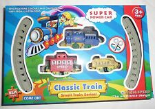 Wind Up TRAIN with Track NEW Kids Toy