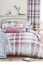 NEXT Bedding – Country Check Bed Set, King size, Duvet Cover & 2 Pillowcases