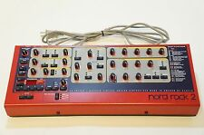 Clavia Nord Rack 2 Analog Modeling Synthesizer Rack Ver. Nord Lead 2 World Ship