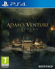 Adam's Venture Origin's (PS4) BRAND NEW SEALED PLAYSTATION 4