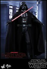 HOT TOYS 1/6 SCALE STAR WARS EPISODE IV A NEW HOPE DARTH VADER COLLECTORS FIGURE