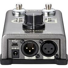 TC-Helicon Ditto Mic Looper Live Vocal Microphone Looping Effects Pedal