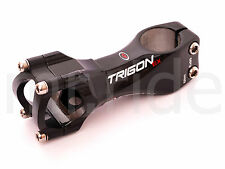 "Trigon EX90 Carbon Alloy Stem Road MTB bike 1-1/8"",6°,31.8 x 90mm 156g Black"