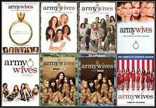 ARMY WIVES COMPLETE SEASONS 1 2 3 4 5 6 & 7 BRAND NEW SEALED R1 DVD SET