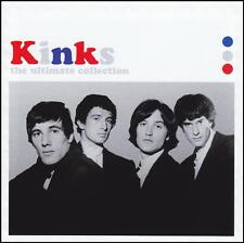 KINKS (2 CD) THE ULTIMATE COLLECTION ~ LOLA~YOU REALLY GOT ME ~ 60's 70's *NEW*