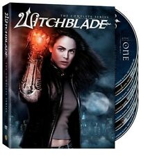 WITCHBLADE - THE COMPLETE SERIES, 24 EPISODES, 7 DISCS R4
