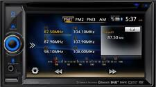 "Clarion NX505E 6.1"" Double Din Sat Nav BT USB Aux DAB Digital Car Stereo Radio"
