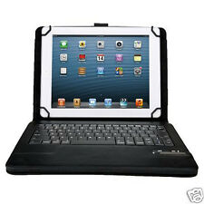 Universal Bluetooth Keyboard Leather Case For Samsung Galaxy Note 10.1 2014 Tab