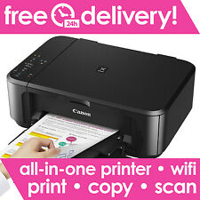 Canon Pixma MG3650 All-in-One Wireless Wi-Fi, Print From Mobile Devices, Inkjet