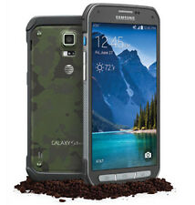 "5.1"" Samsung Galaxy S5 Active SM-G870A 4G 16GB 16MP GSM Unlocked Smartphone"