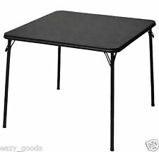 STANDARD BRIDGE CARD GAME TABLE - FOLDING LEGS - NEXT WORKING DAY DELIVERY