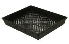 Plastic Seedling tray for Plant Pots Tubes Punnets x 2