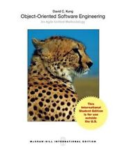 Object-oriented Software Engineering: An Agile Unified Methodology 1st Edition