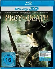 PREY FOR DEATH - 3D Blu-Ray Disc & 2D Version -
