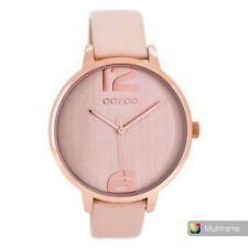 New Rose Gold Watch by OOZOO LEATHER Genuine C7901