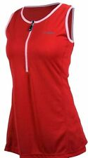 Womens Netti Diva Tempo Jersey Short Sleeve Cycling Jersey Red Size 12