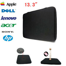 """13.3"""" Laptop Stylish Sleeve Case Bag Cover For 13-inch Apple Macbook Pro Air UK"""