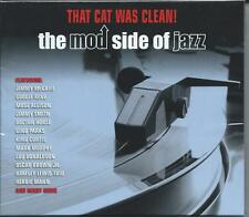 The Mod Side Of Jazz - That Cat Was Clean! (2CD 2014) NEW/SEALED