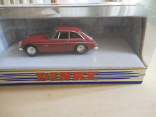MATCHBOX DINKY DY19 1973 MGBGT V8 DARK RED MINT & BOXED AUSTRALIAN COLLECTOR