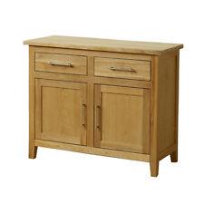 Sideboard Modern Harold Solid Oak Cabinet TV Unit Dining Room Kitchen Furniture