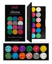 SLEEK MAKEUP ULTRA MATTES V1 Brights NEON 12 COLOUR Mineral EYESHADOW PALETTE