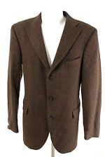 TOMMY HILFIGER Sakko Gr. XL / 54 Schurwolle Tweed-Sakko Business Jacket