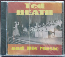 Rare Ted Heath and his Music CD Sealed Sound Waves 22 Tracks 1946 Broadcast
