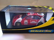 Scalextric H2184 Toyota Corolla Privateer #24 Qc Muster COA