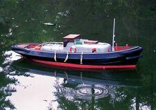 NAAMA TUG. Diesel Schlepper. Modellbauplan RC