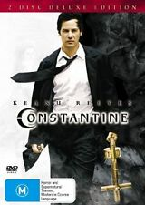 Constantine (DVD, 2005, 2-Disc Set) DELUXE EDITION - REGION 4 - ONLY $2 POSTAGE