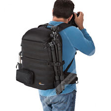 Lowepro ProTactic 450 AW DSLR Camera Photo Bag Laptop Backpack All Weather Cover