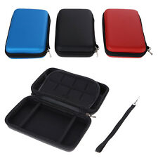 Black EVA Hard Carry Case Cover for New Nintendo 3DS XL LL Skin Sleeve Bag Pouch