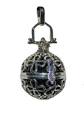 Feenkugel Necklace Pendant Engelsrufer Sound Ball Cage Silver New