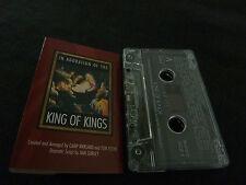 KING OF KINGS RARE CASSETTE TAPE! JESUS CHRISTMAS TOM FETTKE