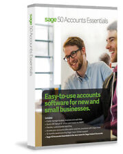 New Sage 50 Accounts Essentials 2016 Version 22 (Boxed Product)