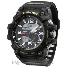 *NEW* CASIO G-SHOCK MENS MUDMASTER TWIN SENSOR WATCH - GG-1000-1A - RRP £280