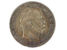 Kaiserreich 5 Mark Silber 1874 A Wilhelm I. Deutscher Kaiser König von Preußen