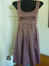 Cooper St by Myer Made in Australia Soft Satin Dress Size 6