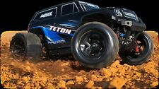 LaTrax Traxxas 1/18 Teton 4WD RTR R/C 2.4GHz Car With Battery/Charger TRA760541