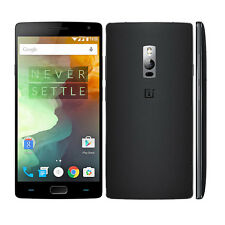 OnePlus Two 64GB 5.5inch Dual sim Black Unlocked Smartphone