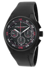 Porsche Design 6620.13.47.1238 Men's Automatic Chronograph Black PVD Watch