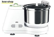 Braun KM 3050 3-in-1 Küchenmaschine Weiß