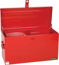 Stanley Heavy Duty Mechanic Tool Box with Sliding Tray Toolbox metal chest