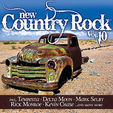CD New Country Rock Volume 10 von Various Artists