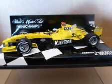 Minichamps 1:43 Nick Heidfeld Jordan Ford EJ14 F1 2004 race car